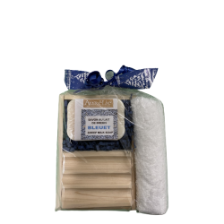 Gift Pack - Blueberry Soap made of sheep's milk