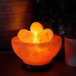 Himalayan Salt Lamp Massage Balls