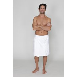 Soft fleece wrap for men (short)