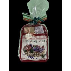 Package Gift - Cook's Soap/pot holder/brush