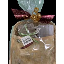 Gift Package - Fruit & Vegetable washing soap/pot holder/brush