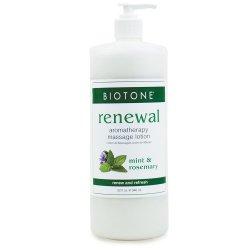 Aromatherapy 'Renewal' Massage Lotion - Biotone