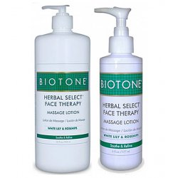 Herbal Select Face Therapy Massage Lotion