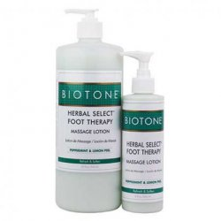 Herbal Select Foot Therapy Massage Lotion
