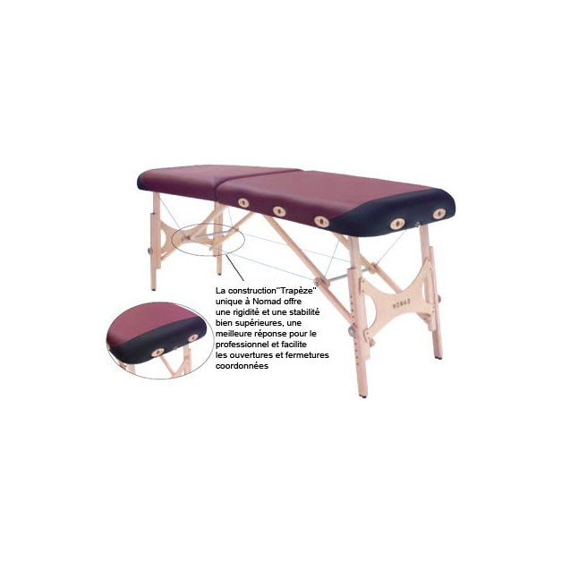 Table Nomad Kiné Sport