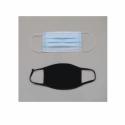 Masks & face shields